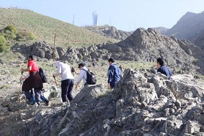برنامه کوهنوردی این هفته جمعه 18 اردیبهشت