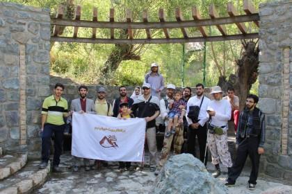 گزارش کوهپیمایی جمعه 2 مرداد – تپه نور الشهدا از جمشیدیه + تصاویر