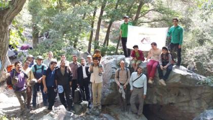 گزارش کوهپیمایی جمعه 16 مرداد – درکه به سمت پناهگاه پلنگ چال + تصاویر