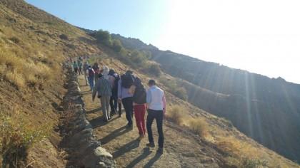 گزارش کوهنوردی جمعه 23 مرداد – تپه نور الشهدا از مسیر جمشیدیه + تصاویر
