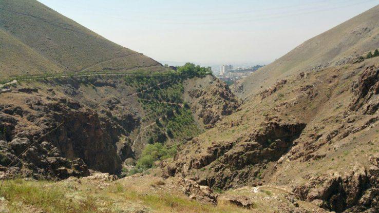 گزارش تصویری برنامه کوهپیمایی جمعه 24 اردیبهشت 1395 – دره دارآباد به سمت آبشار چالمگس