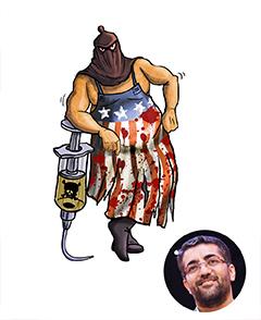 آموزش کاریکاتور – مقدماتی – تابستان 95 عباس گودرزی