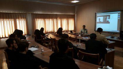 اولین گردهمایی آنلاین موسسه بین الملل طلوع – مهر 95